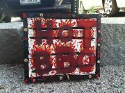 Hot Bbq Sign Art Vintage Movie Marquee Letters