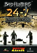 Zink 24-7 Duck And Goose Calls Band Hunters 4 United We Stand Dvd