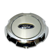Oem New 2004 Ford F-150 Wheel Center Cover Cap W/ 18 Polished Aluminum Wheel