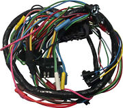 1961 Falcon And Comet Complete Under Dash Wiring Harness W/ Fuse Box Made In Usa