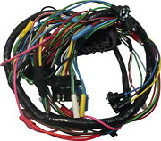 1961 Falcon And Comet Complete Under Dash Wiring Harness W/ Fuse Box, Made In Usa