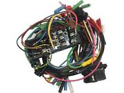 60 Comet Complete Under Dash Wiring Harness W/ Fuse Box, Concours Quality