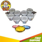Pistons And Rings Fits 08-13 Dodge Chrysler Jeep 4.7l V8 Vin N [w/o H/o]