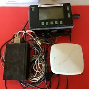Wag Vision System Model Mgl-2 Pn 270-2568-040 Gis/gps Mapping System