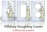 Pillsbury Doughboy Light Switch Covers Home Decor Outlet