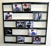 Cd Mural Wall Display For Wiz Kahlifa Swift Bieber Usher And Any Cdand039s