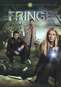 Fringe Complete 2nd Second Season 2 Two Brand New 6-disc Dvd Set