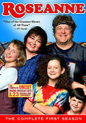 Roseanne The Complete 1st First Season 1 One Brand New 3-disc Dvd Set