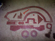 Patterns For Hilyard Doodle Buggy Parts Doodlebug Drill Jug Tractor Oil Field