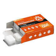 Esbit Solid Fuel Cube Tablets Camping Stove Fire Starter 12pc X 14g E-fuel-12x14
