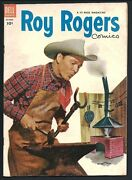 Roy Rogers Comic Book -oct, 1953 - 70 -fine-v Fine -chuck Wagon Charley's Tales