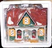 Porcelain House Dickens Collectables 6 Ft. Ul Power Cord Original Packaging Nice