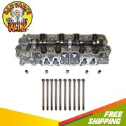 Compete Cylinder Head And Bolts Fits 85-95 Toyota 2.4l Sohc 8v 22r 22re Exc. Turbo