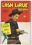 Lash Larue Western 3 Bell Features 1950 Canadian Edition