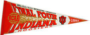 1992 Ncaa Final Four Indiana Full Size Pennant