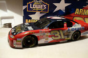 Mike Skinner 2000 Monte Carlo 31 Lowes/armed Forces/army Action 1/24th Bank