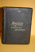 Rare 1st Ed America An Encyclopaedia Of Its History And Biography Stephen Newman