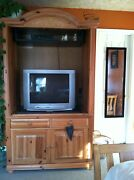 Broyhill Solid Wood Entertainment Armoire