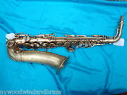 Vintage Conn 6m Lady Face-naked Lady-alto Sax-c.1952-plays Great Beautiful