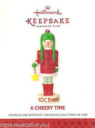 Hallmark 2013 A Cheery Time Repaint Of Daughter Exclusive Koc Kansas City Show