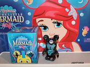 Disney Vinylmation 3 ★ Little Mermaid ★ Flotsome And Jetsome ★ Chaser ★ In Hand