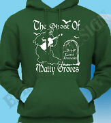 Matty Groves Inspired The Ghost Fairport Convention Hoody Hoodie Folk Music Cool