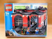 Lego 10027 Train Engine Shed New And Sealed
