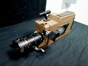 Tgx-16 Model 400 16mm Camera By Gcc Extremely Rare And Collectible.