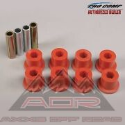 Pro Comp 69261 Leaf Spring Bushings Front And Rear Fits 87-96 Jeep Yj Aor