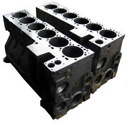 6ct / Isc Cylinder Block - No Core Required - Single Hole - Brand New