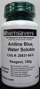 Aniline Blue Water Soluble Reagent 100g