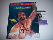 Gerry Cooney Heavyweight Champ Jsa/coa Signed Sports Illustrated