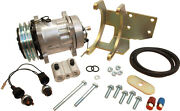 Amx10169 Compressor Conversion Kit For Allis Chalmers 7030 7040 7045 ++ Tractors