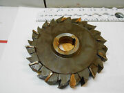 52226 Side Milling Cutter Same As 6x7/8x1-1/4 Or A562 New Old Stock