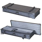 Economy And039tuffboxand039 Light Duty Road Case For Cme Uf-60 Uf60 Uf 60 61 - Keyboard