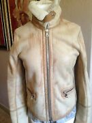 Spectacular 2,795 Prada Shearling Jacket With Detachable Liner