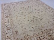 8 X 10 Ziegler Oriental Area Rug Large Hand Knotted Soft New Wool