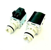 4t40e 4t45e Transmission Shift Solenoid Set 1995 And Up 1-2 3-4 For Gm 2 Pieces