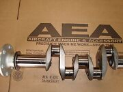 Lycoming O-320 Crankshaft For Airboat Use