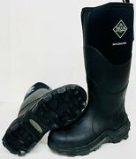 New Muck Boots Muckmaster Hi Mens Commercial Grade Boot Size 6,7,8,9,10,11,12,13