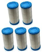 5 New Air Filters Cleaners For Kubota Engine Motor Lawn Mower Tractor And More
