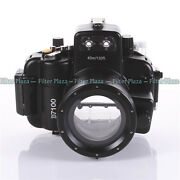 40m Waterproof Underwater Camera Housing Hard Case For Nikon D7100 And18-55mm Lens