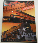 Lionel Trains Magazine 0 And 027 Gauge 1992 Book One 111214r2