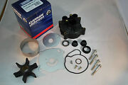 New Johnson Evinrude Oem Water Pump And Impeller Kit 439140 Brp Omc W Housing