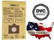 25 Allergy Vacuum Bags To Fit Kenmore Type C 5055and50558, Q 50557