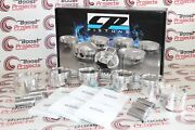 Cp Piston For Bmw M3 S54b32 86mm Bore 9.0 Cr 3.2l Twin Vanos - Set Of 6
