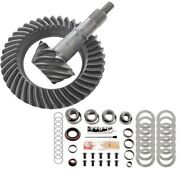 3.55 Ring And Pinion And Master Bearing Install Kit - Fits Ford 8.8 Ifs Front