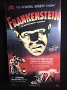 Rare Frankenstein Holiday Limited Edition 12 Sideshow Universal Monsters 2000
