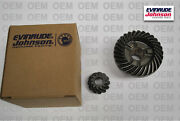 New Johnson Evinrude Oem Outboard Gear Set 1229 397627 Brp/omc