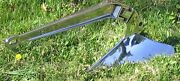 S. S. Stainless Steel Plow Boat Anchor 26 Lb